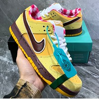 """Concepts x Nike SB Dunk Low """"Purple Lobster"""" Shoes"""