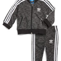 adidas Superstar Track Jacket & Pants Set (Baby Boys) | Nordstrom