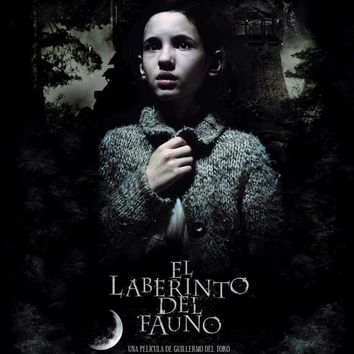 Pan's Labyrinth (Spanish) 27x40 Movie Poster (2006)