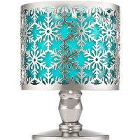 DELICATE SNOWFLAKE3-Wick Candle Sleeve