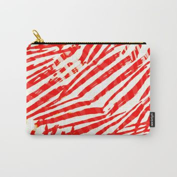 let's go a red blood trip Carry-All Pouch by hardkitty