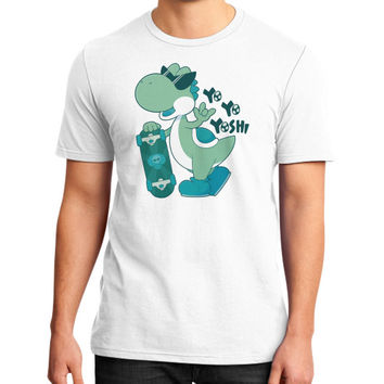 Yo Yo Yoshi District T-Shirt (on man)