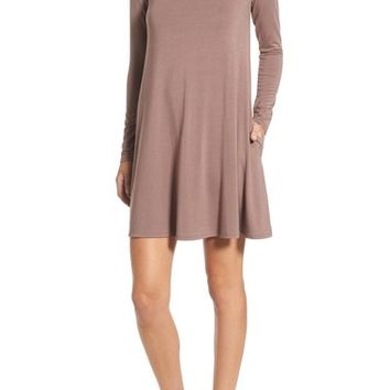 Socialite Cowl Neck Shift Dress | Nordstrom
