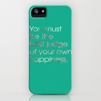 Happiness 2 iPhone Case by Erin Johnson | Society6