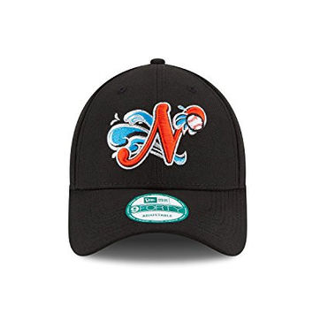 Minor League Baseball Norfolk Tides Road 9FORTY Adjustable Cap, One Size, Royal
