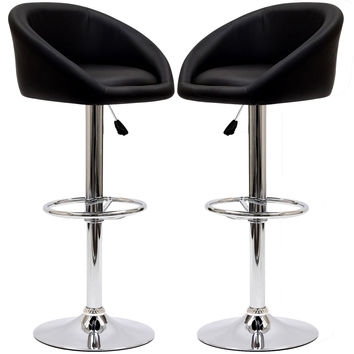 Marshmallow Bar Stool Set of 2