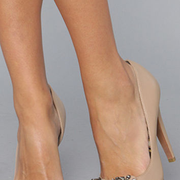 The Lorna Shoe in Nude