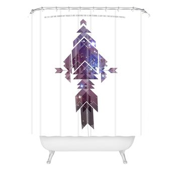Gabi Eternal Shower Curtain