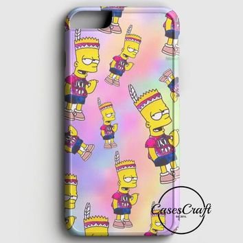 Bart Simpson Indians iPhone 8 Case | casescraft
