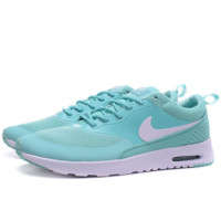 Nike Air Max Thea Print Casual Sports Shoes (white sloes )