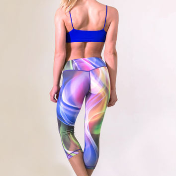 NikiBiki Aurora Sublimation Capri