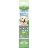 TropiClean Fresh Breath Clean Teeth Gel for Puppies | Petco