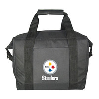 Pittsburgh Steelers 12 Pack Kolder Cooler Bag