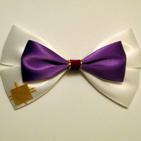 Aladdin Hair Bow Disney Inspired by bulldogsenior08 on Etsy