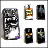 thrasher 2 fashion cell phone case cover for samsung galaxy S3 S4 S5 S6 edge S7 edge Note 3 4 5 #IL0854