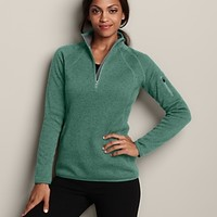 Sweater Fleece 1/4-Zip Pullover | First Ascent