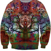 Trip Tree Crewneck Sweatshirt