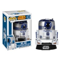 Star Wars R2-D2 Pop! Vinyl Bobble Head : Forbidden Planet
