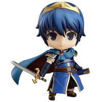 Fire Emblem New Mystery of the Emblem 'Heroes of Light and Shadow' Nendoroid : Marth [New Mystery of the Emblem Edition] (PRE-ORDER)