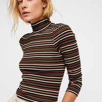 Free People I'm Cute Turtleneck