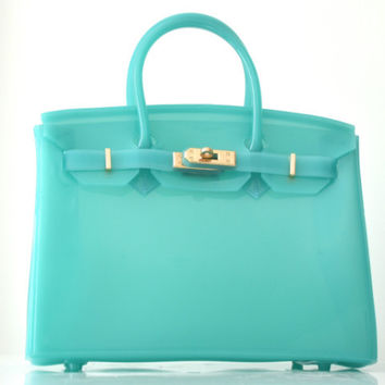 The Beachkin Bag - Cyan