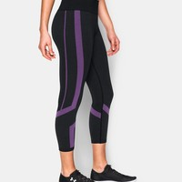 Women's UA Seamless Crop | Under Armour US
