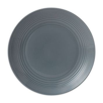 Gordon Ramsay by Royal Doulton® Maze Dinner Plate in Dark Grey