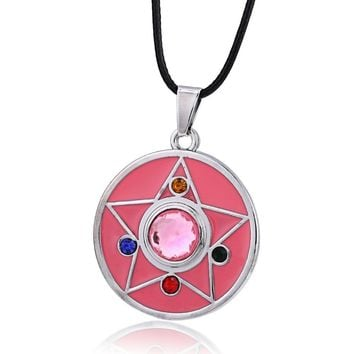 Sailor Moon Anime Choker Necklace