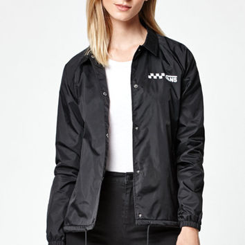 Vans Thanks Nylon Coach Jacket at PacSun.com