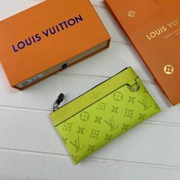 Louis Vuitton LV Women Leather Shoulder Bag Satchel Tote Bag Handbag Shopping Leather Tote Crossbody Satchel Shouder Bag created created