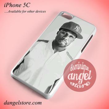 50 Cent Phone case for iPhone 5C and another iPhone devices
