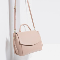 MINIMALIST CITY BAG - Shoes and bags-WOMAN-NEW IN | ZARA United States