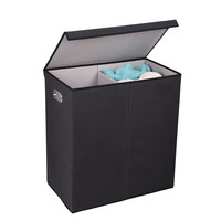 Household Essentials 5618 Collapsible Laundry Sorter With Lid