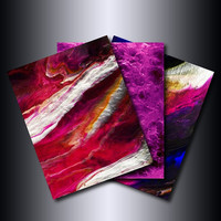 Print Set: Multi Colored Variety Pack 11x14