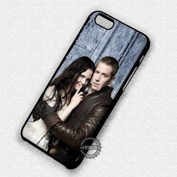 Cute Couple Image - iPhone 7+ 6S 5 SE Cases & Covers