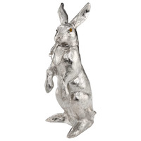 Sterling Silver 'rabbit' Cocktail Shaker