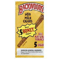 Backwoods Honey 10 Cigars