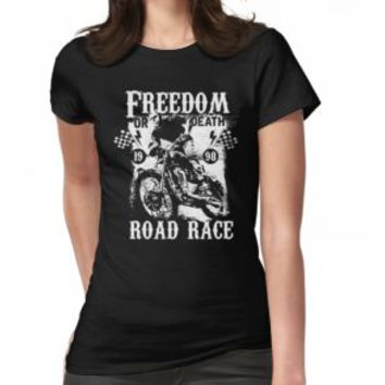 'ROAD RACER' T-Shirt by Super3