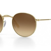 Customize & Personalize Your Ray-Ban RB3447 Round Metal Sunglasses | Ray-Ban® USA