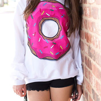 Donut Love Crewneck