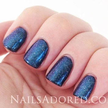 Guardian of the Lake from the Year of the Dragon Color Shifting Nail Polish Collection