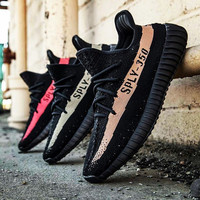 """simpleclothesv : """"Adidas"""" Women Yeezy Boost Sneakers Running Sports Shoes"""