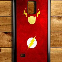Superhero Flash Samsung Galaxy Note 4 Case