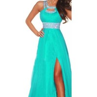 Mic Dresses Long Formals Chiffon Bridesmaid Prom Dresses for Women