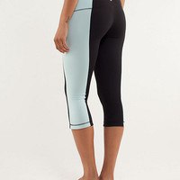 wunder under crop *bonded stripe | women's crops | lululemon athletica