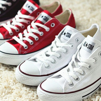 Converse All Star Sneakers canvas shoes for Unisex sports shoes low-top