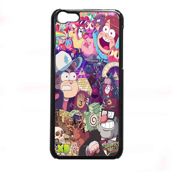 gravity falls FOR IPHONE 5C CASE *NP*