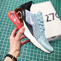 Nike Air Max 270 Ocean Bliss | Ah6789-400 Sport Running Shoes - Best Online Sale