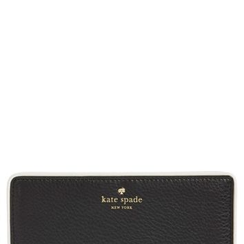 kate spade new york 'cobble hill - stacy' wallet | Nordstrom