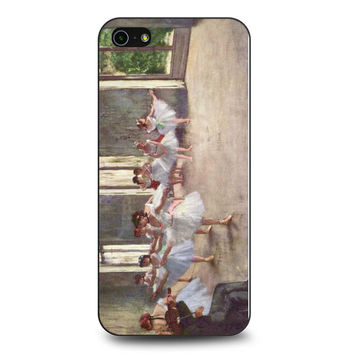 Degas Ballet Rehearsal Painting iPhone 5 | 5S Case
